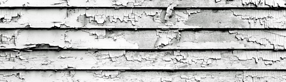 Peeling Lead Paint on siding