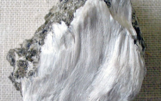 Asbestos in Mineral form