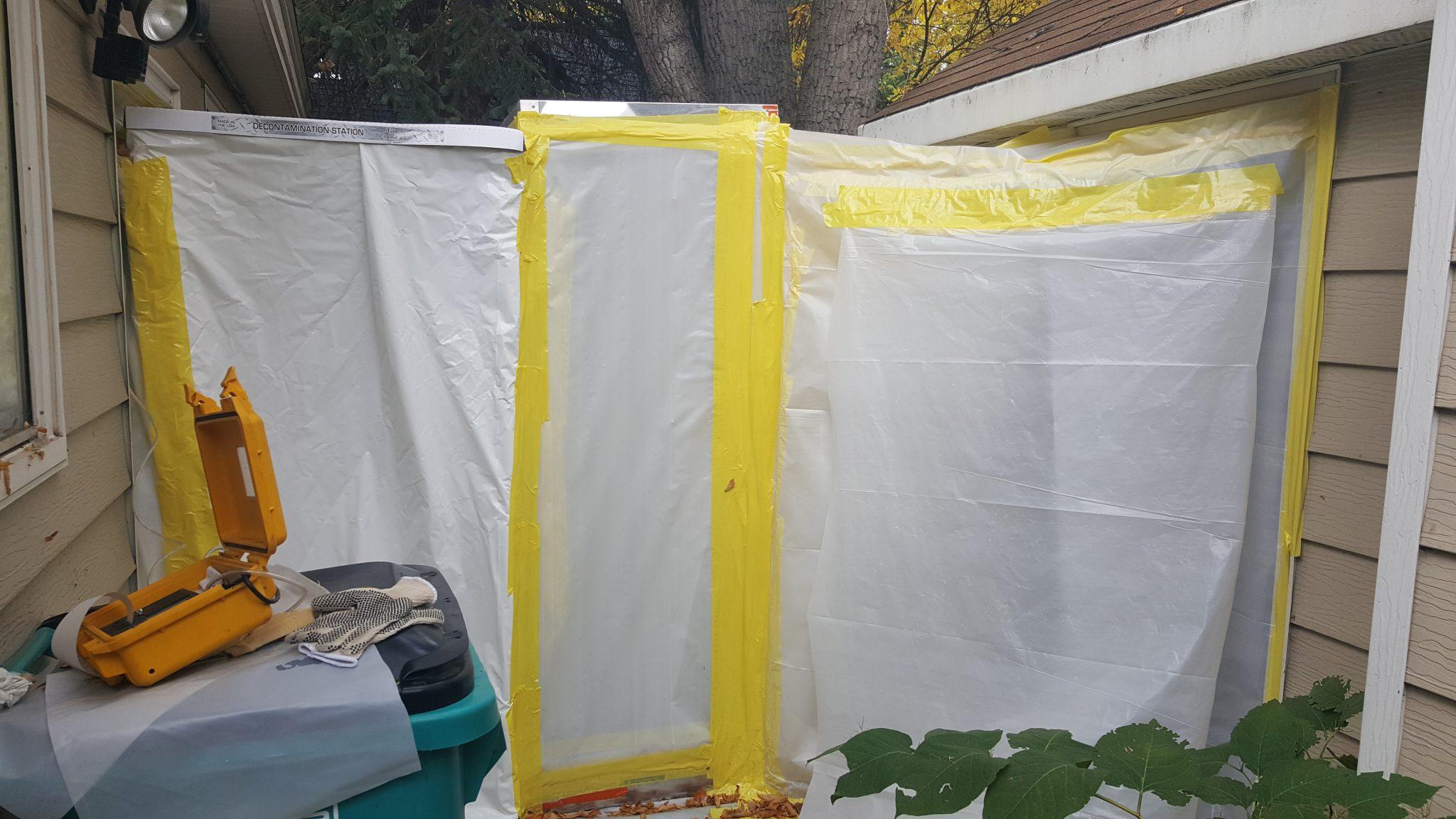 Asbestos Containment
