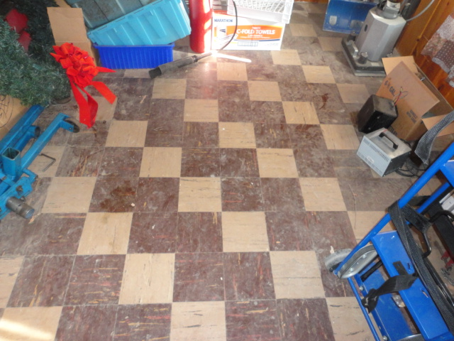 Flooring Removal Risk Removal